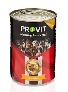 Bilde av Provit Go`biten Kylling på boks 400 g
