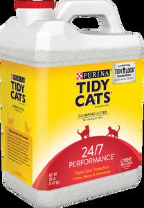 Bilde av Tidy Cats 24/7 Performance Kattesand 9,07 kg