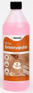 Bilde av Kemetyl Fin Fyr -Luktfri Rødsprit 1 liter